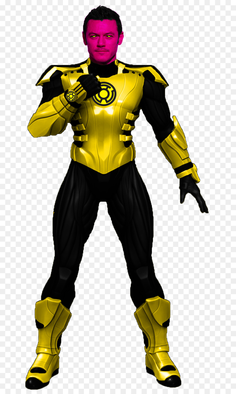 Sinestro Zatanna Hawkgirl Red Hood Roy Harper - luke evans