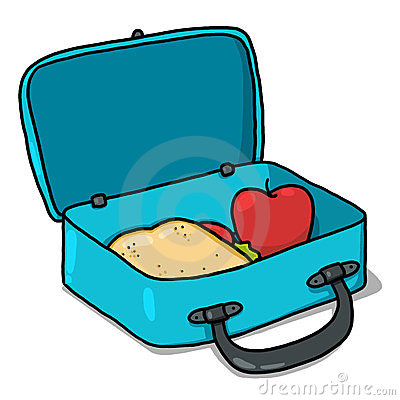 Lunch clipart lunch box #4