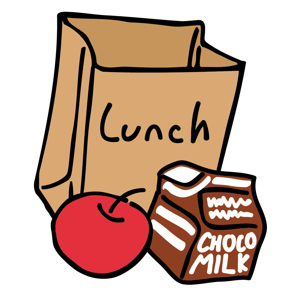 Lunch Clip Art
