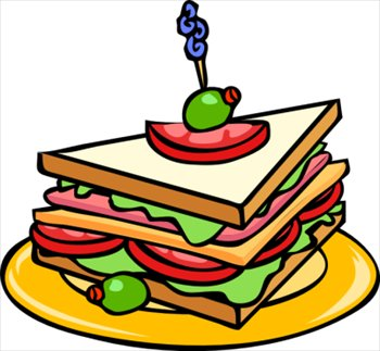 Lunch clipart 3