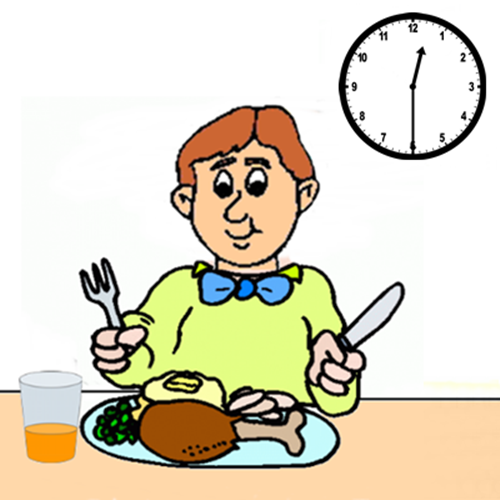 have lunch clipart 1