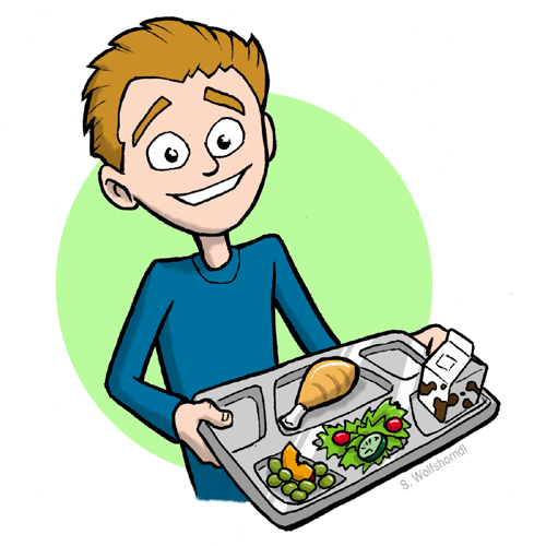 School lunch clipart - Lunch Clipart