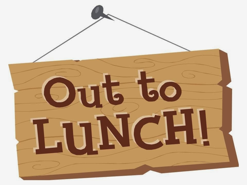 wooden-out-to-lunch-clipart - Lunch Clipart