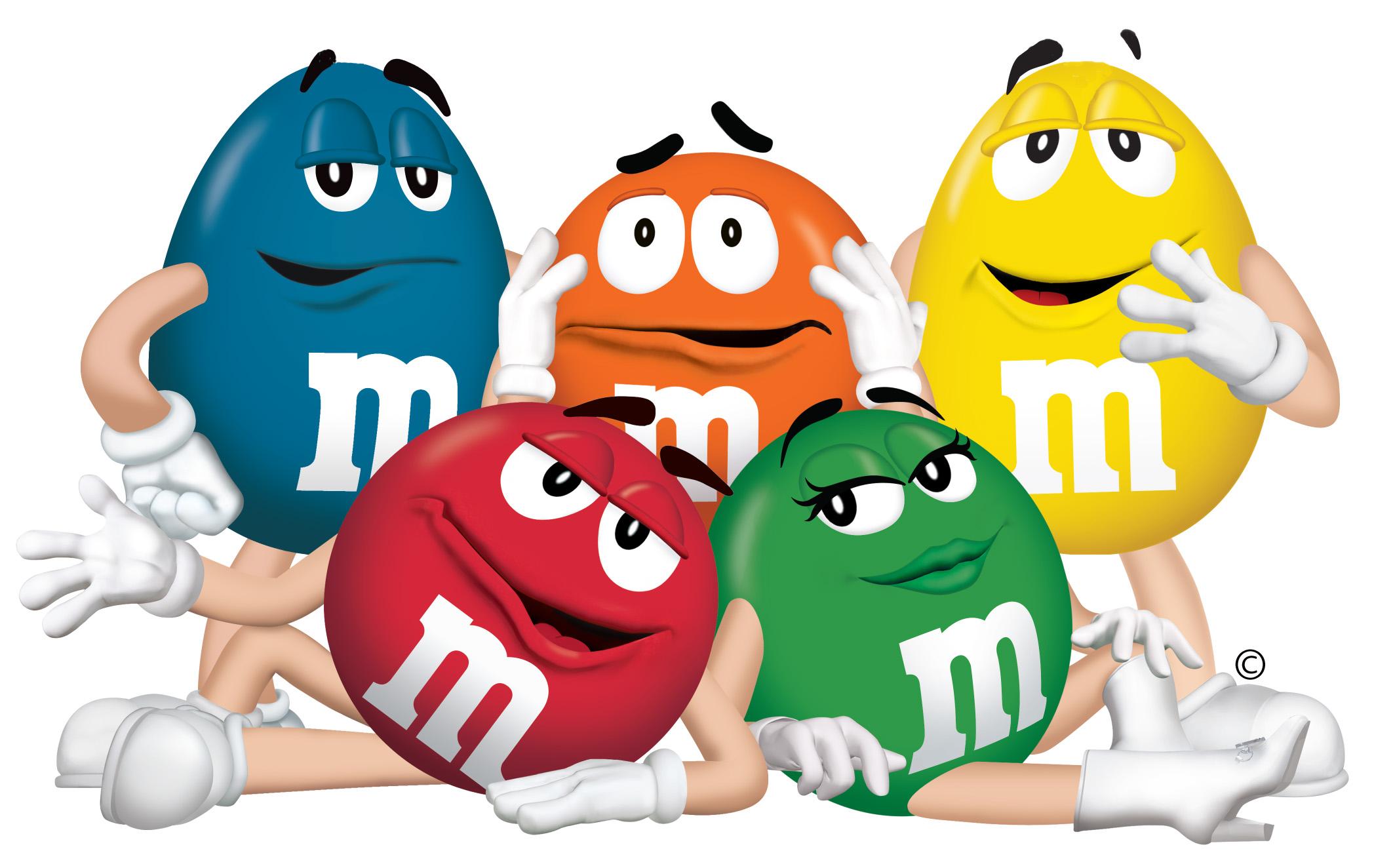 Mu0026amp;m Candy Clipart