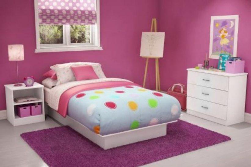 M L F; Bedroom .