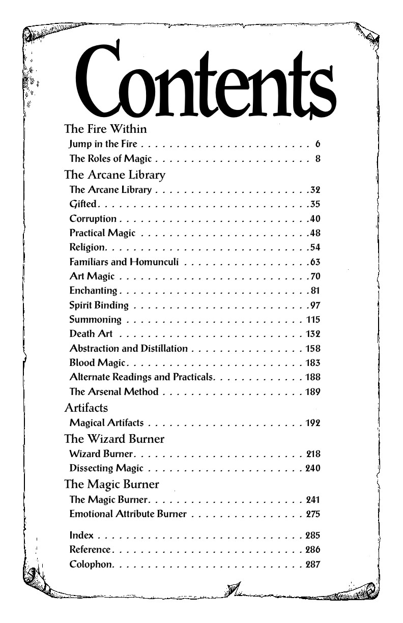 Mabu Sample Chapter Table Of Contents Free Bw Pdfs