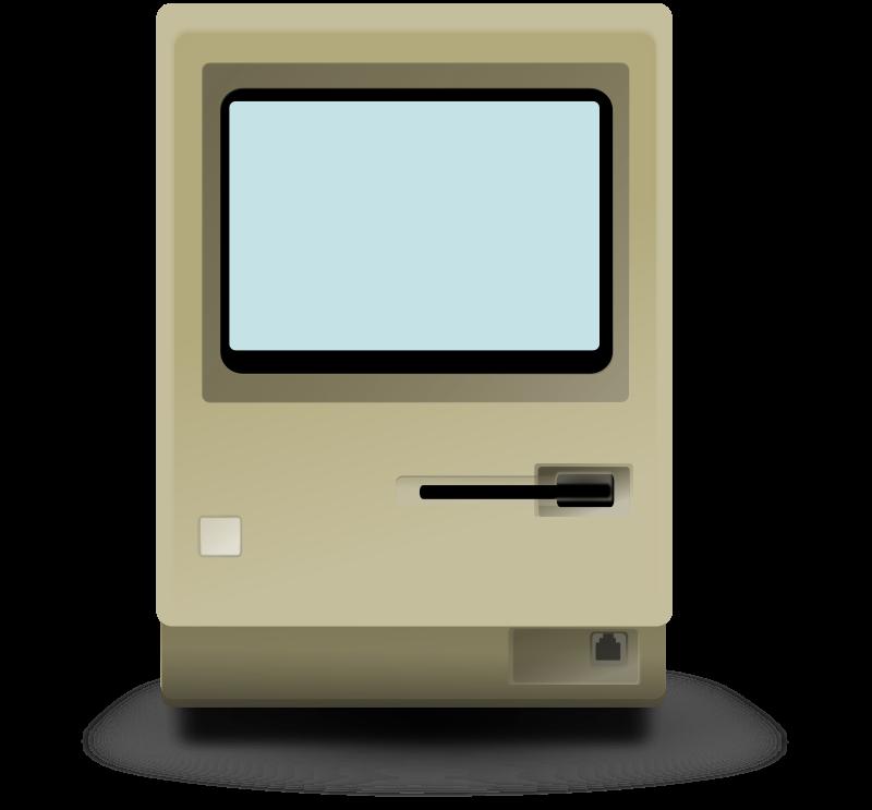 Macintosh 128K - CPU Only
