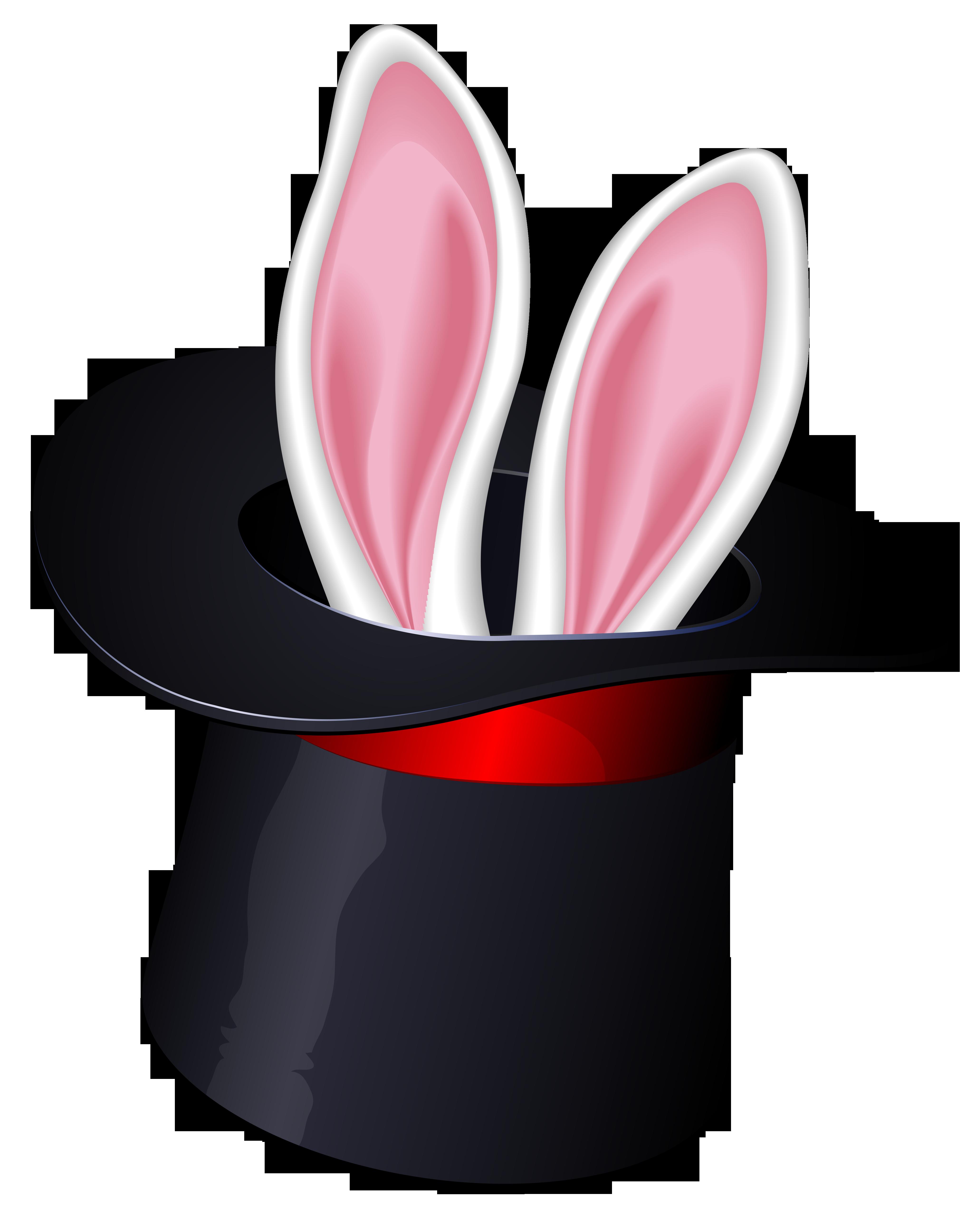Magic Tophat PNG Clipart
