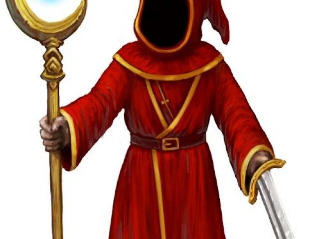 Magicka Clipart magicka wizard