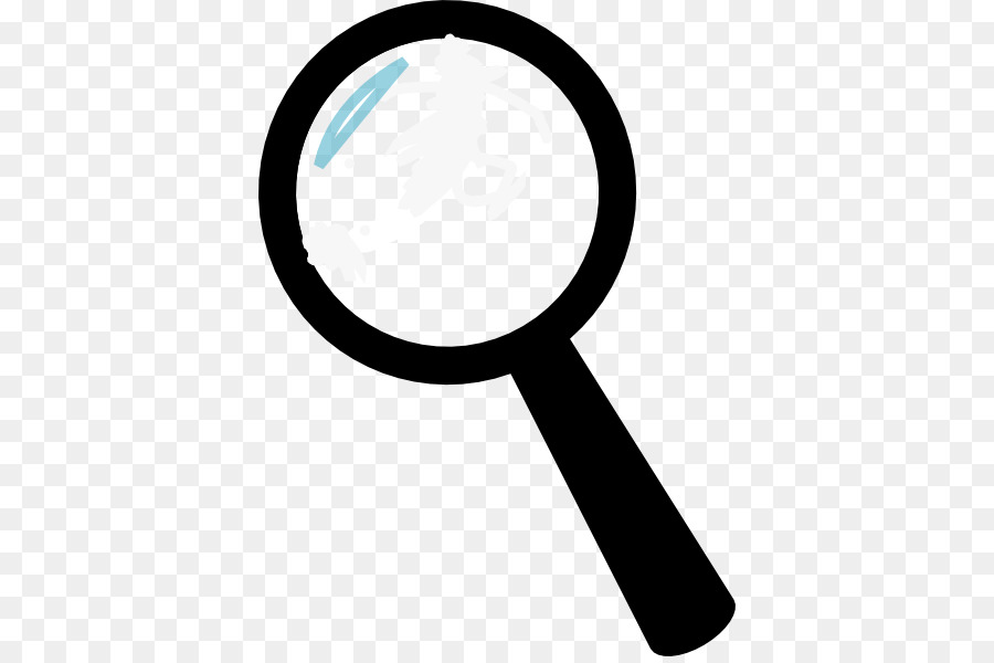 Magnifying glass Drawing Comp