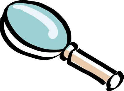 magnifying glass clipart u0026middot; observation clipart