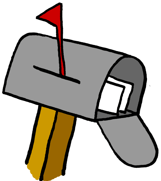 Mailbox Clipart Free