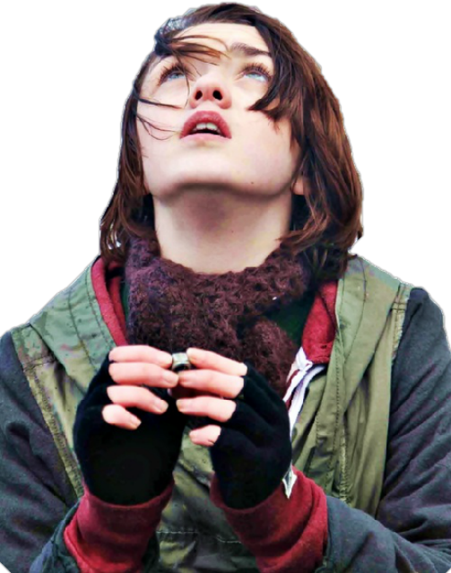 Maisie Williams PNG HD