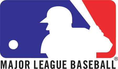 Major League Baseball Logo Vector