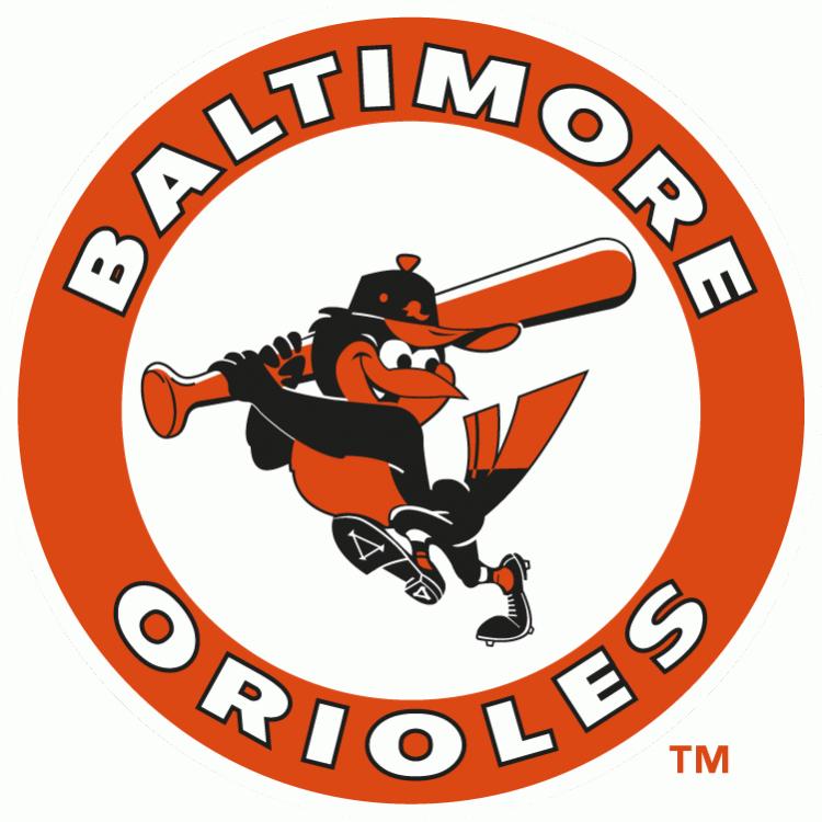 Orioles Baseball Logo #2204486