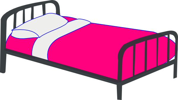 Make bed clipart free clipart images 3