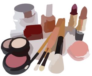 Cosmetics Clip Art - Makeup Clipart