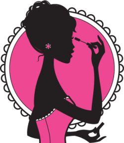 glamour makeup clipart | Os delírios de consumo de Alice | Página 9 |  ꧁Glamour꧁ | Pinterest | Clip art