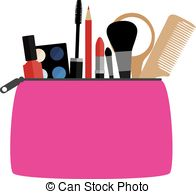 Makeup Clipart Makeup Bag #4