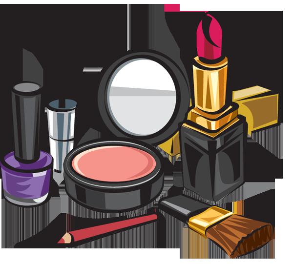 Makeup cliparts