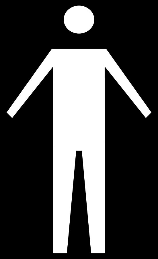 Man Clip Art Image