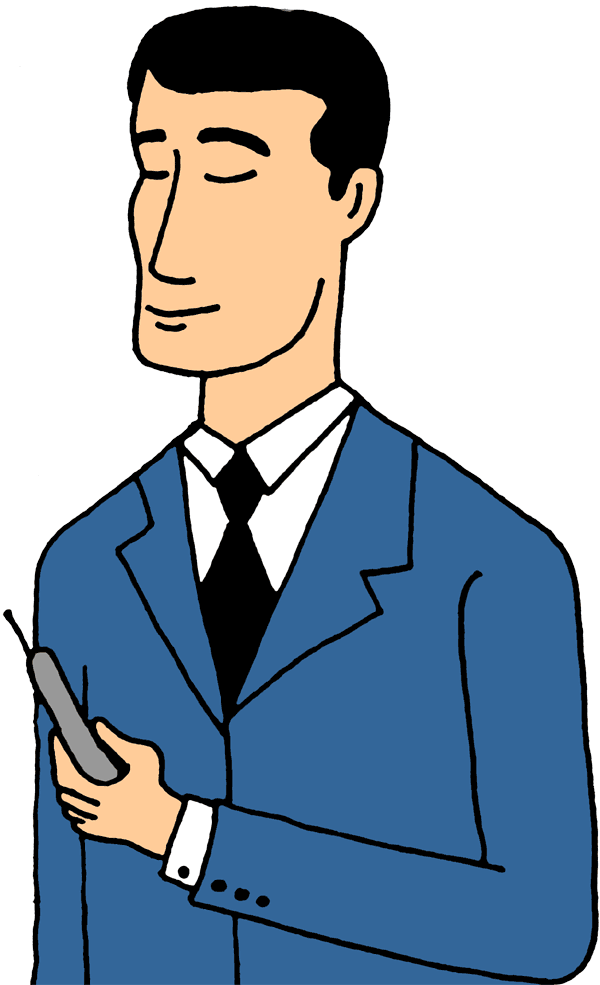 Man Clipart