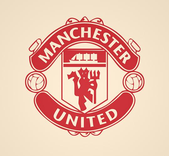 Manchester United Logo Clipart-Clipartlook.com-540