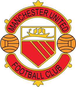 FC Manchester United 1960u0027s Logo Vector