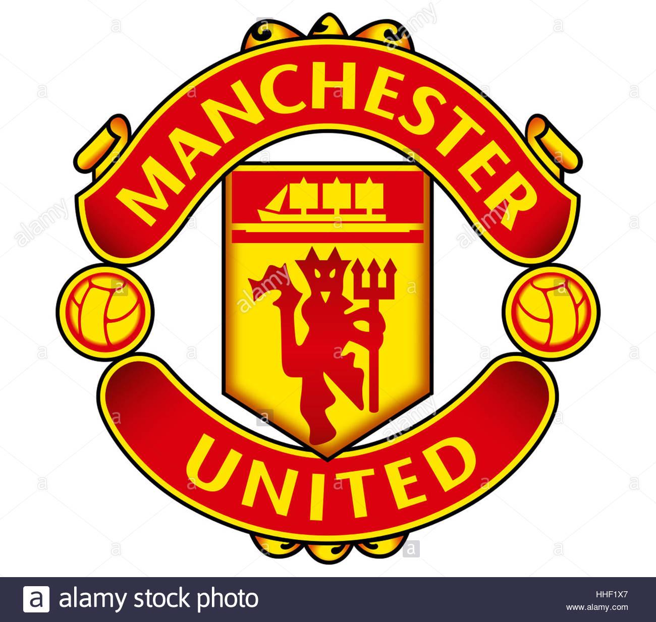 Manchester United icon logo
