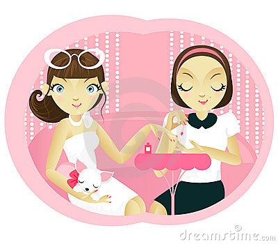 Manicure Stock Illustrations u2013 4,051 Manicure Stock Illustrations, Vectors u0026amp; Clipart - Dreamstime