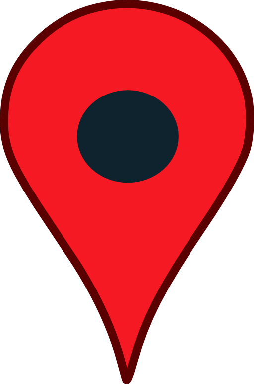 Map Pin Clipart #1