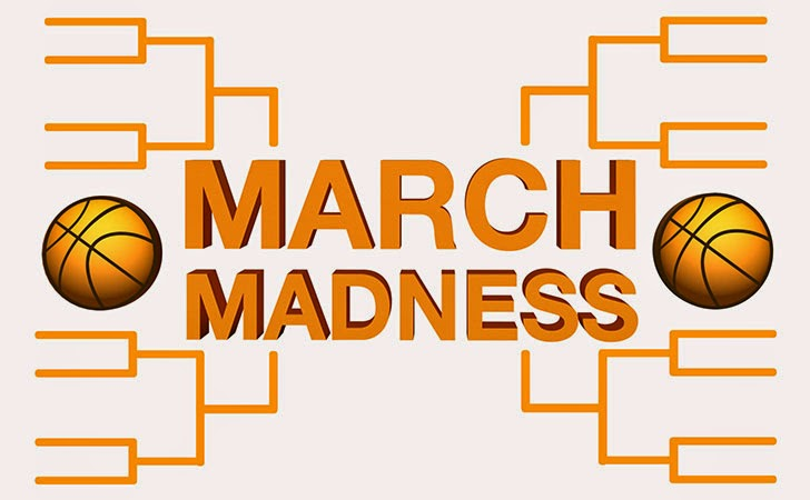 March Madness Clipart. Clueless Madness