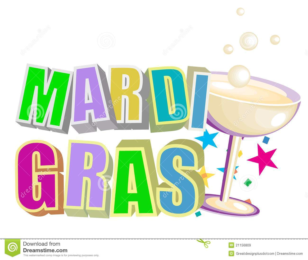 Mardi Gras Clip Art!