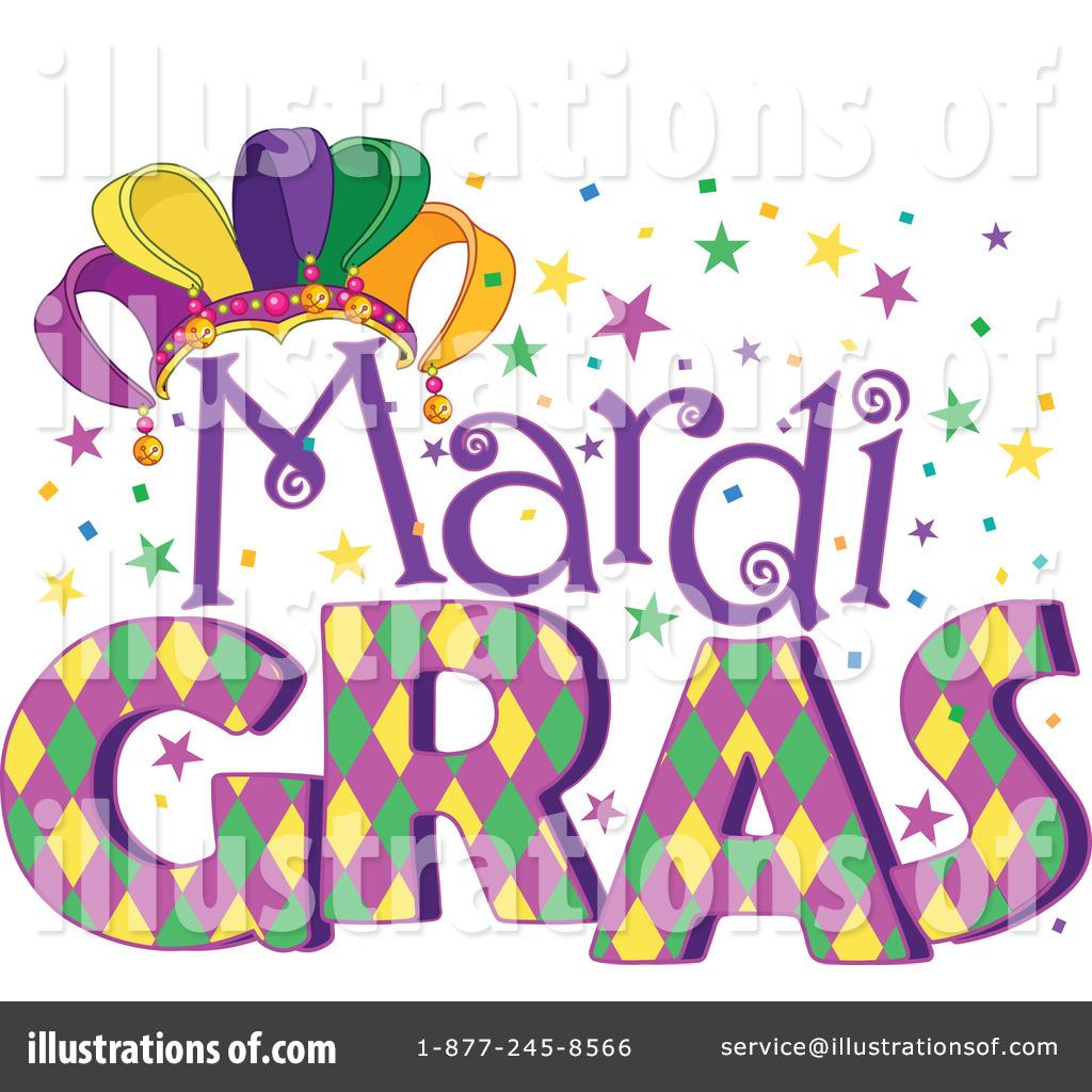 Mardi Gras Clipart - .