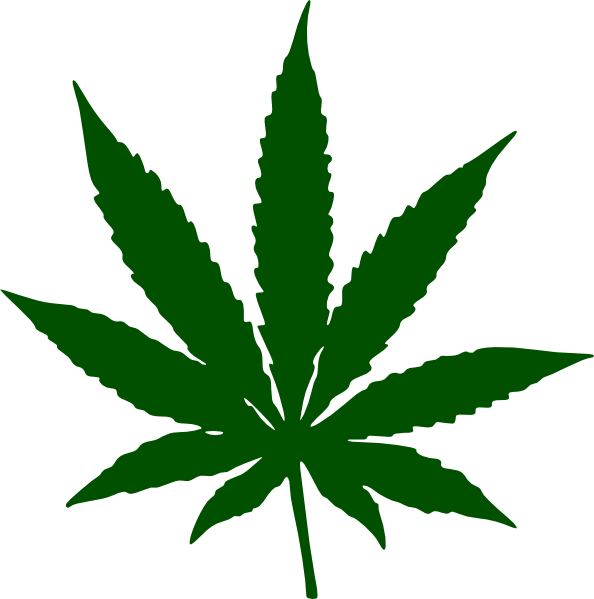 Kotik Cannabis Clip Art at Cl - Marijuana Clipart