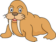 marine-mammal-walrus-with-tusk-whiskers-clipart-5811 marine mammal walrus with tusk whiskers clipart. Size: 43 Kb From: Marine Life Clipart