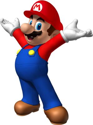 Mario Bros Clipart-Clipartlook.com-300