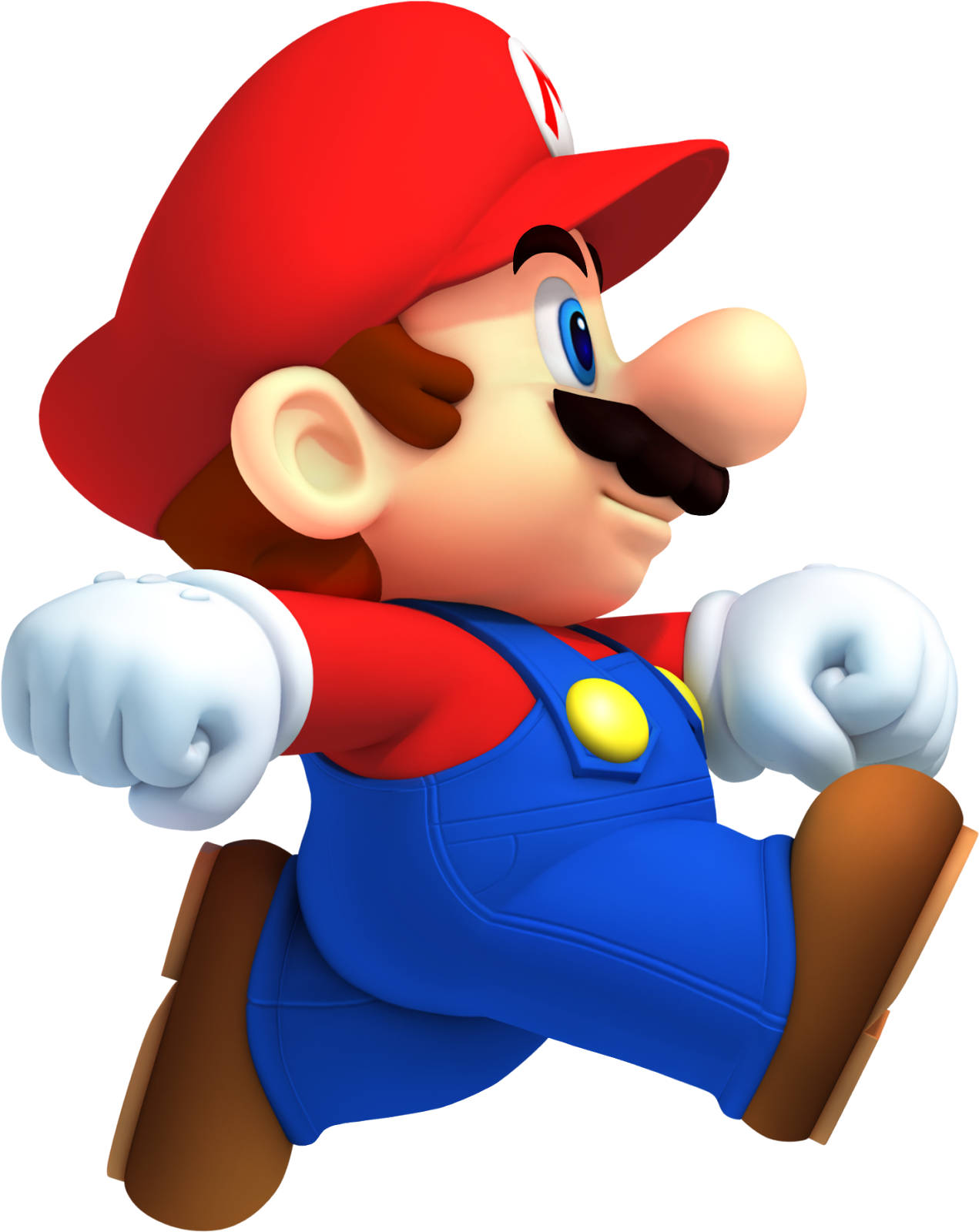 Super Mario Bros Clip Art.