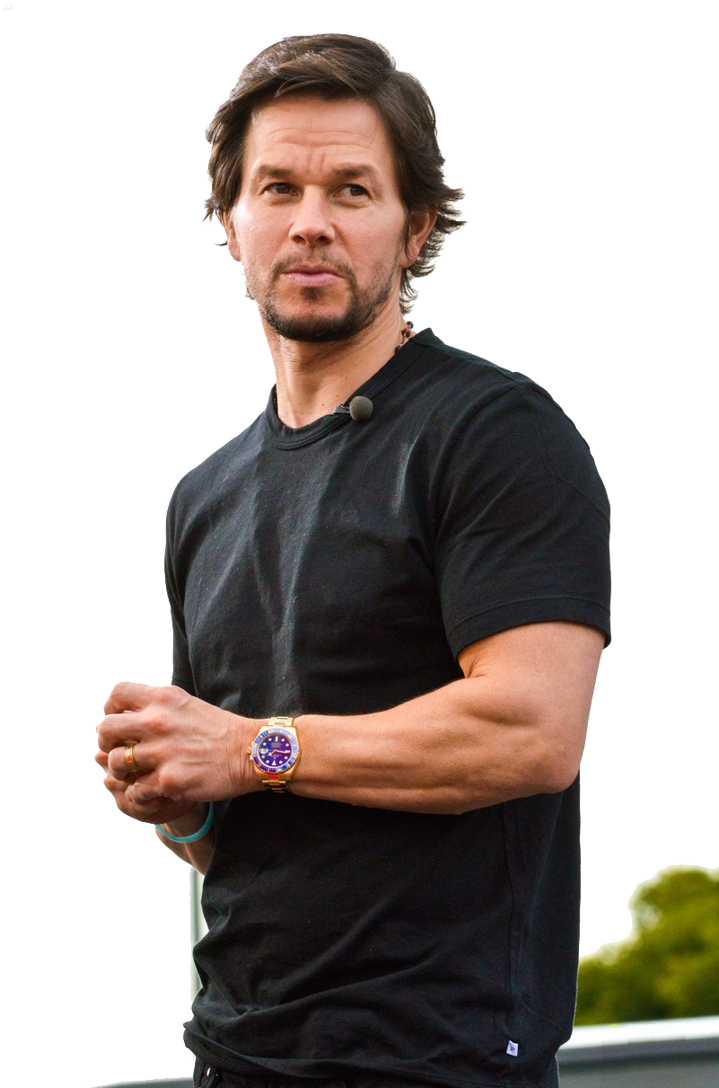 Mark Wahlberg PNG Pic