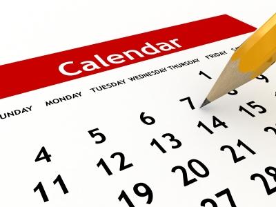 Mark Your Calendar Clipart - Clipart library