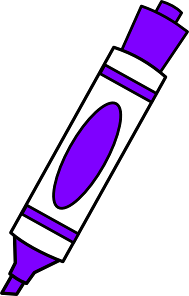Markers Clipart this image as: