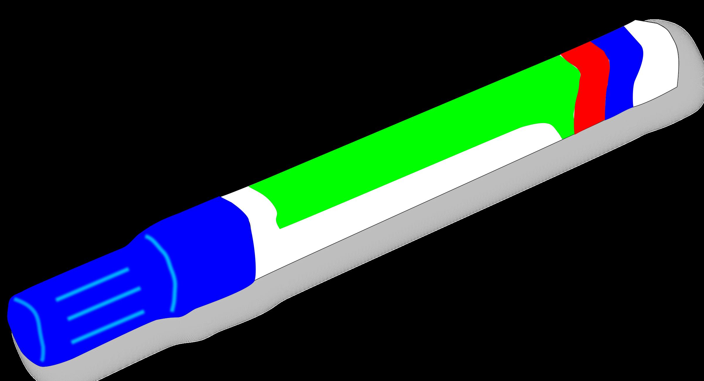 Marker Clip Art