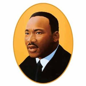 Martin Luther King Jr Baby .