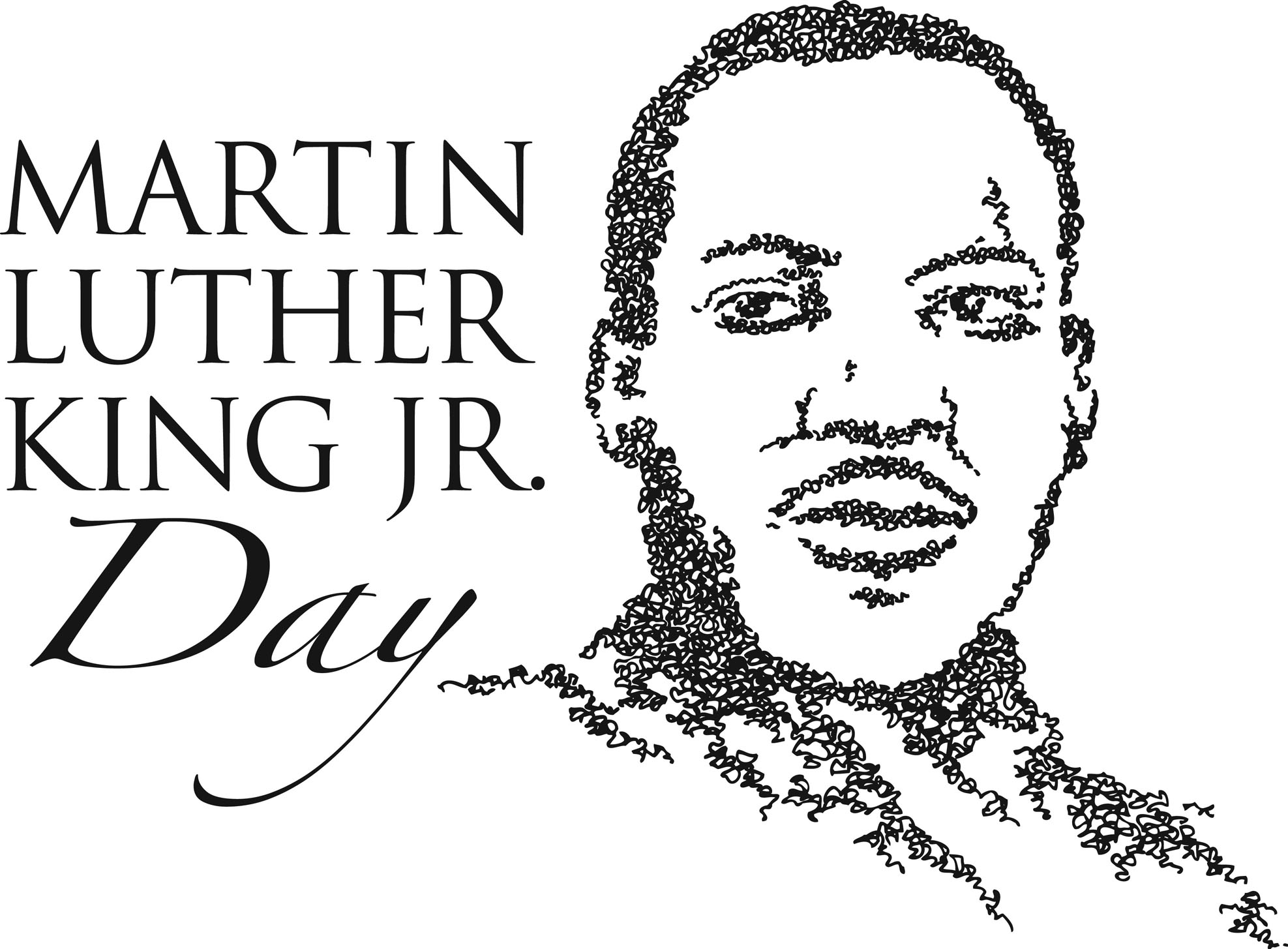 Martin Luther King Jr Holiday .
