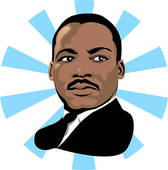 martin luther king jr .
