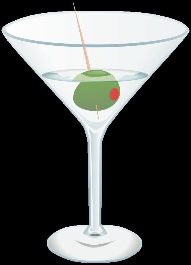 Martini Clip Art u0026middot; martini clipart