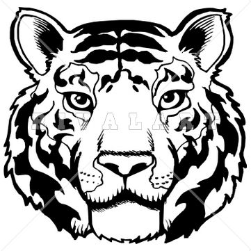 Mascot Clipart Image of A ..