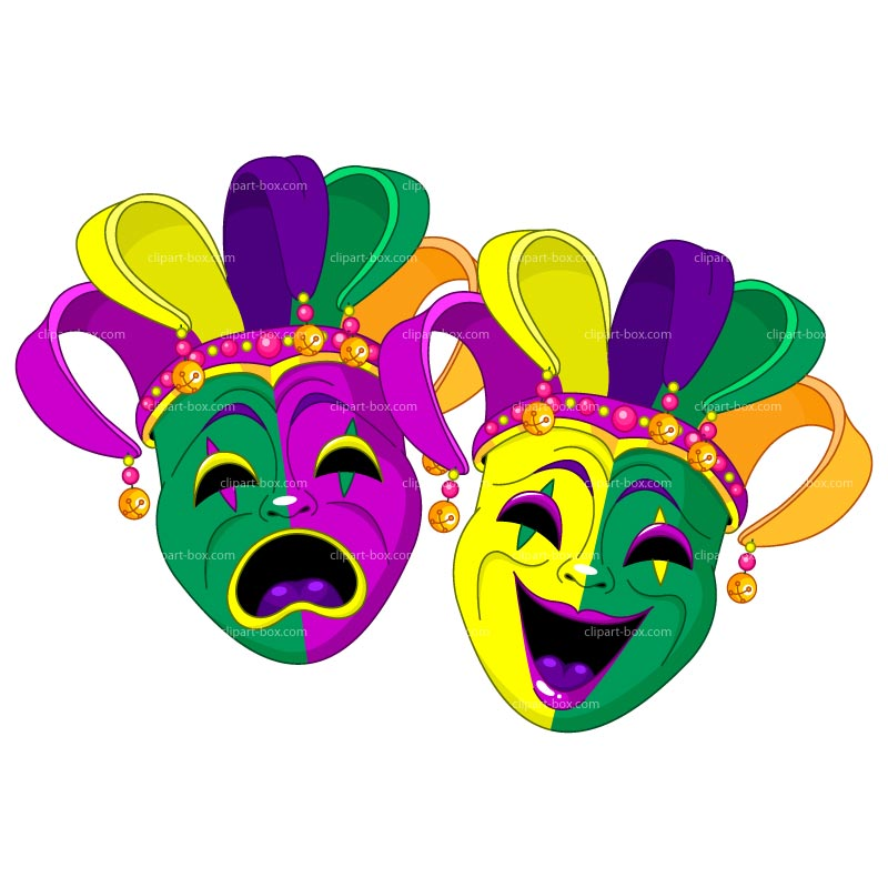 Masquerade mask clipart hostted
