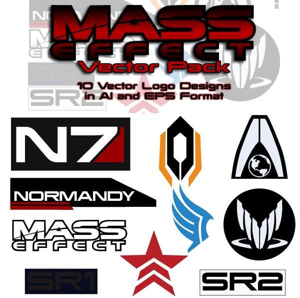 Mass Effect Clipart-Clipartlook.com-600