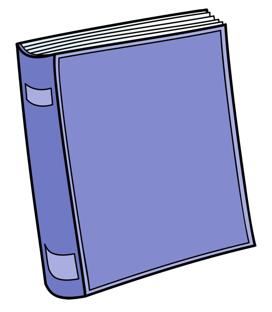 Math Book Clip Art